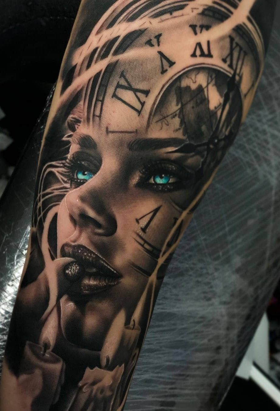 mazing tattoo