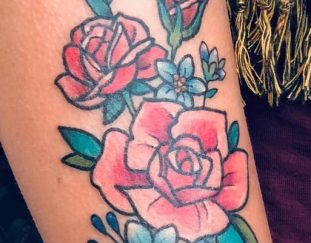 37-cute-and-lovely-flower-tattoo-design-ideas-and-images