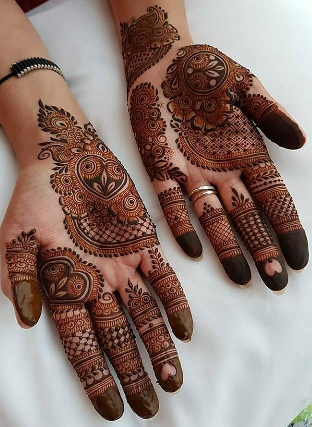 40 Beauty And Stylish Henna Tattoo Designs Ideas For 2019