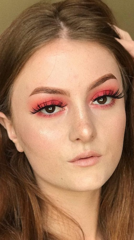 45-best-and-cool-summer-makeup-looks-and-eyeshadow-tips