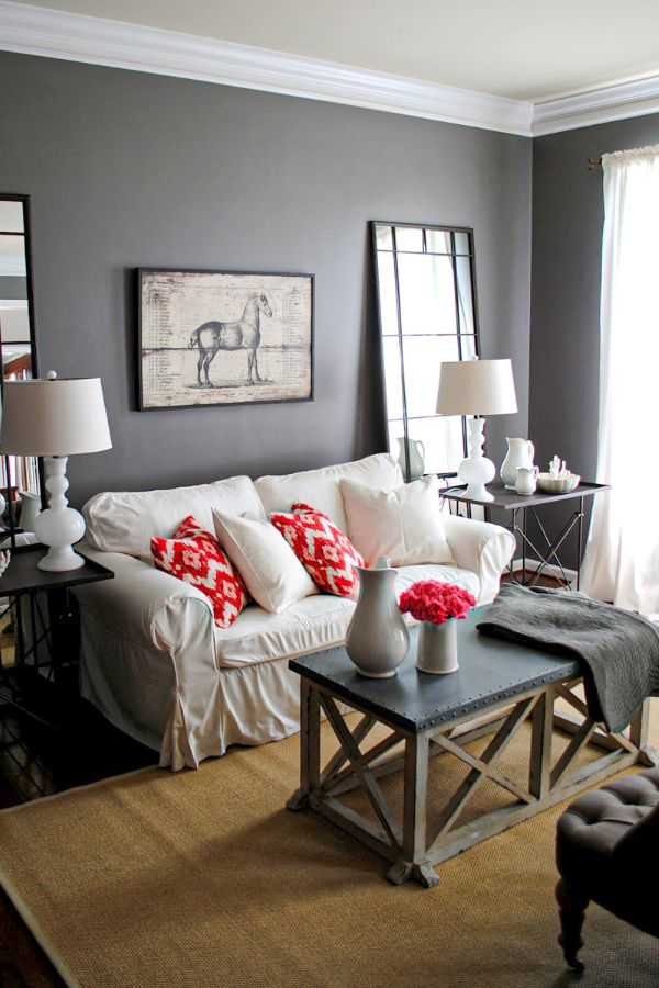 44 fabulous grey living room designs ideas and accent