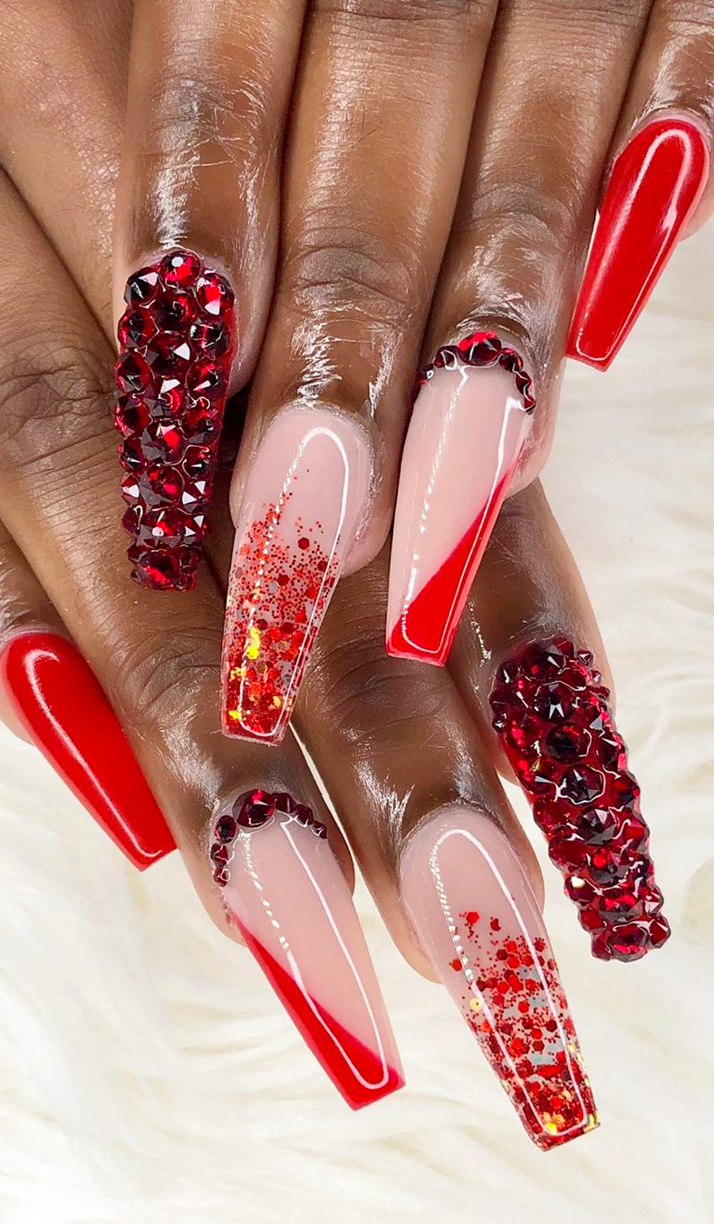 45-beautiful-and-cute-samples-of-acrylic-nail-designs-and-ideas